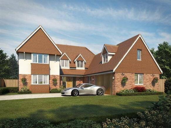 5 bedroom detached house for sale in the groves monks lane newbury rg14 rg14