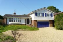 Detached property in Theale Road, Burghfield...