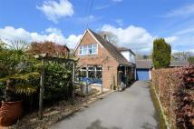 Detached home for sale in School Lane...