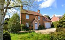 4 bedroom Detached property in Burghfield Village...