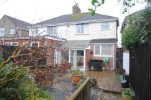 semi detached home in Northern Road, Swindon