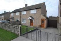 semi detached property for sale in Quenington Road, Fairford