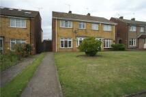 semi detached home in Dale Walk, Fleet Estate...