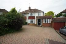 4 bed semi detached home for sale in St Marys Way, Longfield...