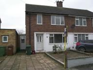 3 bed semi detached property in Jenningtree Road...