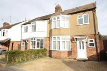 4 bed semi detached home to rent in Overstone Road...