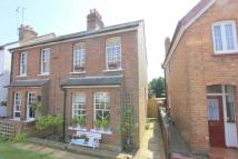Salisbury Road semi detached house to rent