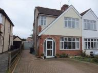 semi detached home to rent in Courtlands Drive, Ewell