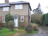 3 bed semi detached property in Tadworth