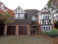 Detached home in St. Martins Avenue, Epsom