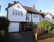 Detached property for sale in WOODCOTE PARK ROAD