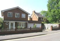 Detached property to rent in Epsom