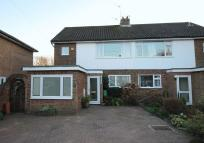 semi detached home for sale in Walton on the Hill