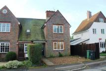 semi detached property in Walton on the Hill