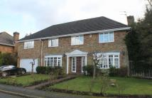 Detached home in Tadworth