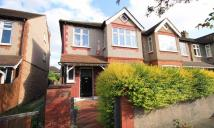 3 bed house in Blondin Avenue...