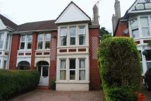 Old semi detached house for sale