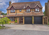5 bedroom Detached house in Pyotts Copse, Old Basing
