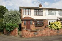 3 bedroom semi detached house to rent in Nursery Close...