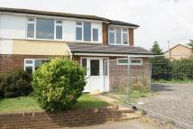 semi detached property to rent in Nursery Close...