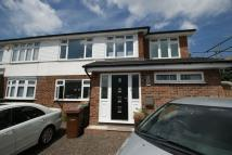 4 bedroom semi detached home to rent in Nursery Close...