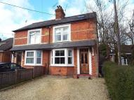 3 bed semi detached house in King Edwards Road, Ascot...