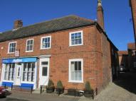 3 bed End of Terrace property in Market Place, Reepham...