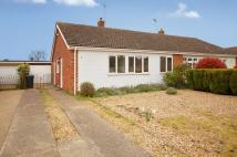 Semi-Detached Bungalow in Eaton Gardens, Dereham