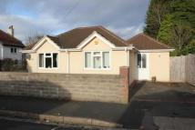 Detached Bungalow to rent in Henleaze Park Drive...