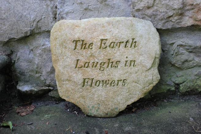 The Earth Laughs...