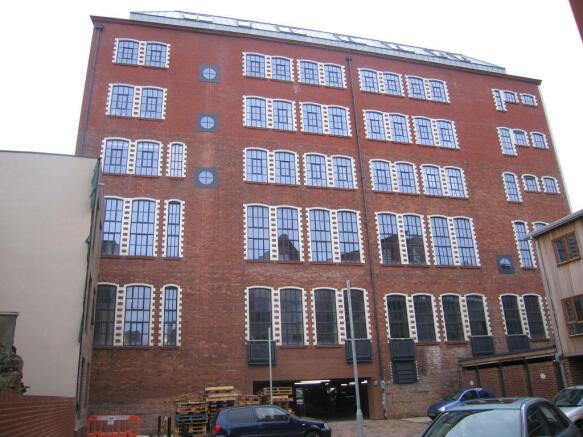 3rd floor, left side