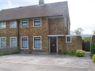 Rushfield semi detached house to rent
