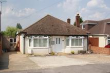 St Andrews Crescent Detached Bungalow for sale