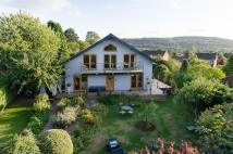 Detached home for sale in Hillyfields, Winscombe