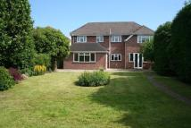 5 bed Detached house in Stanley Road, Lymington...