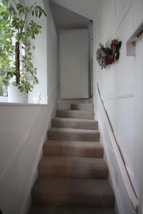One of the stairc...