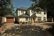 4 bed Detached home in London Road, Northwich