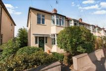 3 bed End of Terrace property for sale in Southmead Road...