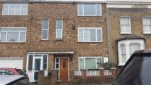 Terraced house in Albyn Road, Deptford