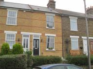 Terraced property in Burr Bank Terrace...