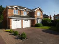 5 bed Detached house in Darley Close, Kettering