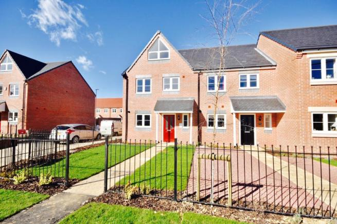 4 Bedroom Town House For Sale In Wellspring Road Finedon