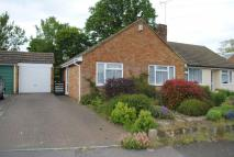 Semi-Detached Bungalow in Poplar Close...
