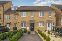 Terraced home for sale in Dimmock Close...