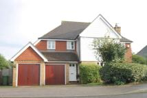 Detached home in Auger Close, Hartlip...