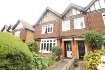 semi detached house in Bower Mount Road...