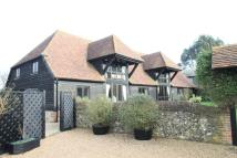 Barn Conversion for sale in Place Lane, Hartlip...