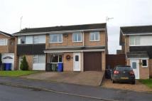4 bedroom semi detached house in Oak Close, Towcester...