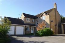 Detached home in Irvine Drive, Towcester...