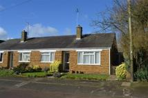 Semi-Detached Bungalow to rent in Church Street, Blakesley